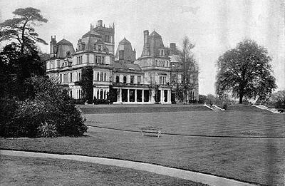 England S Lost Country Houses St Leonard S Hill