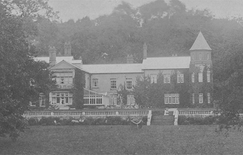 Bartlow Park | England's Lost Country Houses