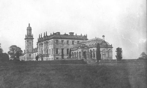 Hooton Hall England S Lost Country Houses