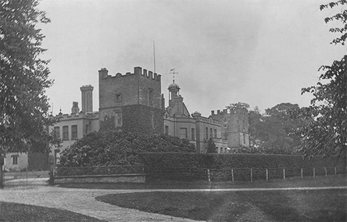 Poynton Towers | England's Lost Country Houses