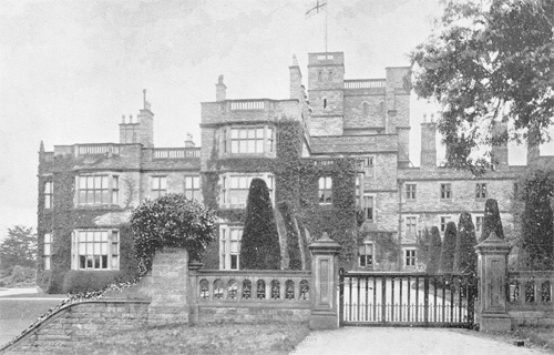 Osmaston Manor