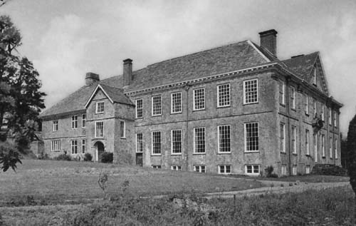 England S Lost Country Houses Dunsland House
