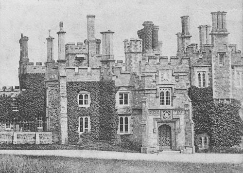 eggesford house englands lost country houses