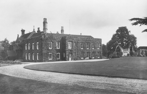 Thoby Priory