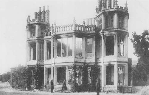 England's Lost Country Houses | Brampton Park