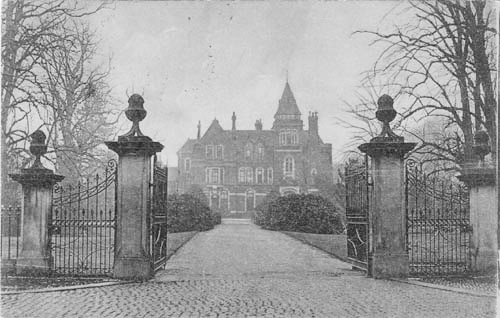 England's Lost Country Houses | Croston Hall