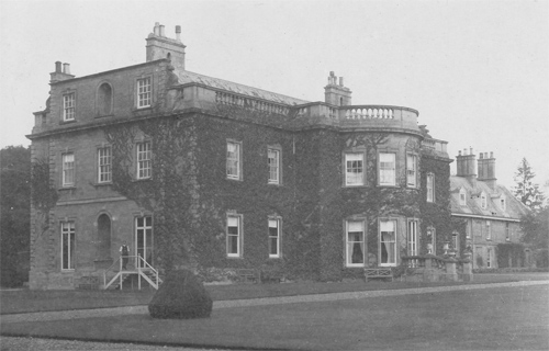 Aswarby Hall