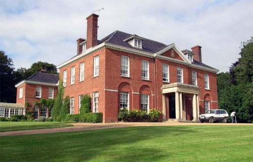 England's Lost Country Houses | Fring Hall