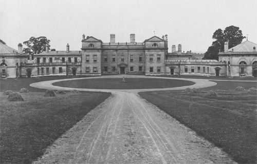England S Lost Country Houses Normanton Park