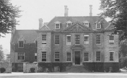 Tickencote Hall