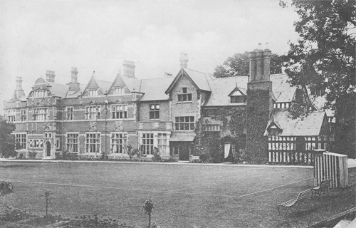 Park Hall | England's Lost Country Houses
