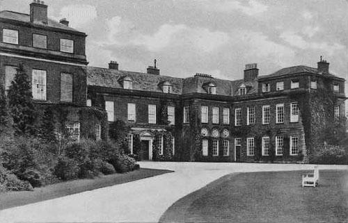 England 39 s lost country houses shavington hall
