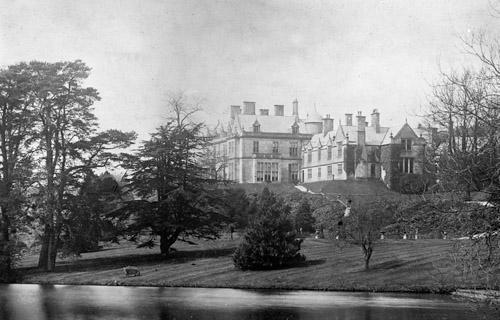 Calwich Abbey