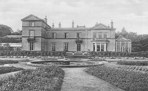 Darlaston Hall