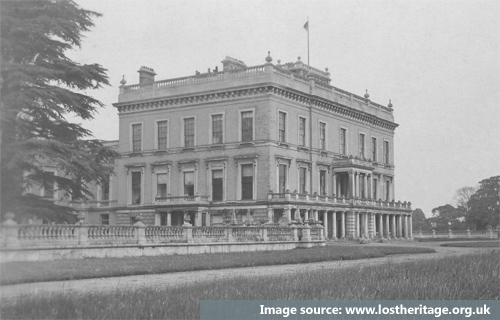 Henham Hall England S Lost Country Houses
