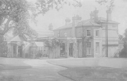 England's Lost Country Houses | Icklingham Hall