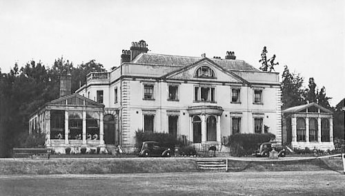 Bourne Hall