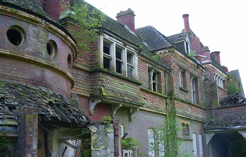 Beedingwood House Englands Lost Country Houses