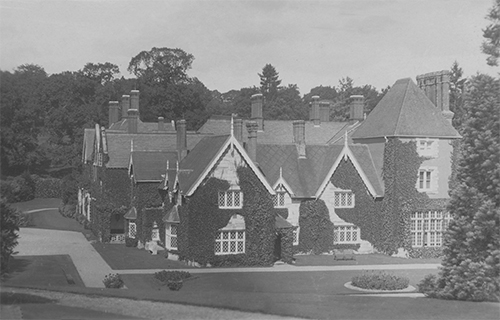 Isenhurst Manor