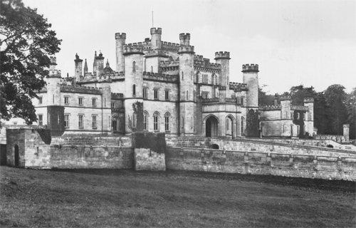 Lowther Castle England S Lost Country Houses