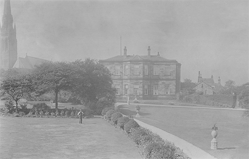 Horton Hall | England's Lost Country Houses