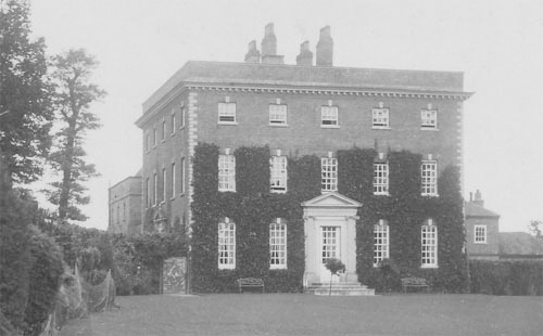 Winestead Hall - enlarged view